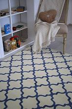 Ковер Creative Carpets - machine made Scandinavian TRELLIS 37-2602