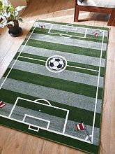 Ковер Creative Carpets - machine made Футбольное поле Premier League